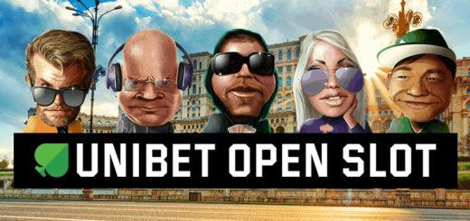 Unibet Open Slot - kõigile tasuta keerutus