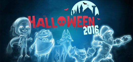 Halloween 2016 turniirid ja tasuta spinnid