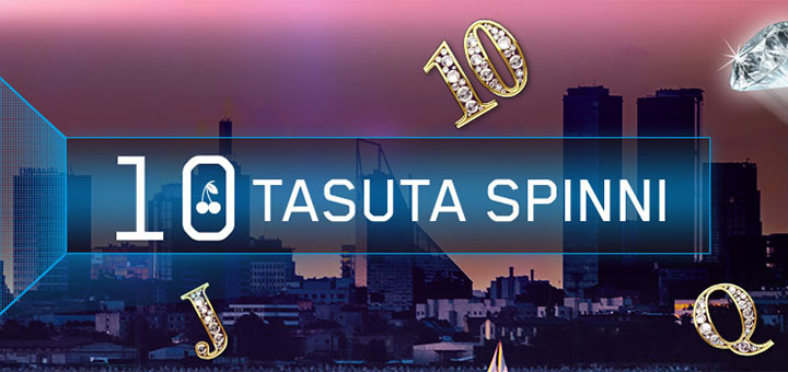 Maria Casinos kolmapäeval tasuta jackpot spinnid