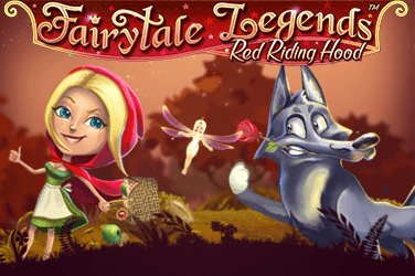 Red Riding Hood Slot - punamütsike