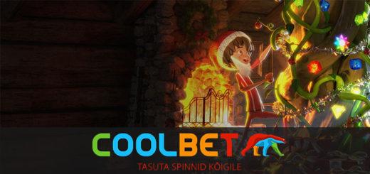 Coolbet Sport ja kasiino - tasuta spinnid
