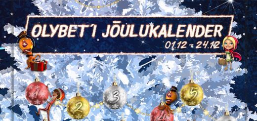 OlyBeti jõulukalender 2016