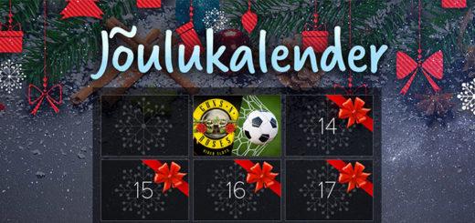 Optibeti jõulukalender 2016