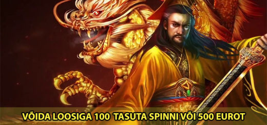 Chanz Casino loos - tasuta spinnid ja 500 eurot
