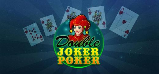 Paf Double Joker Poker videopokkeri tasuta mänguvoorud