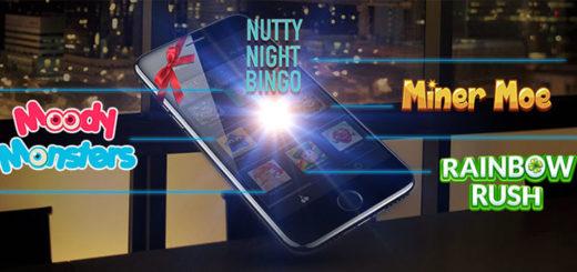 Maria Bingo minimängud - mängi ja võida iPhone 7