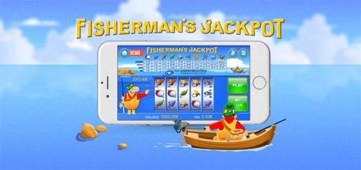 Paf Fisherman's Jackpot nüüd ka mobiilikasiinos