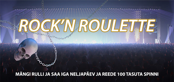 Chanz Live Casino Rock'n Roulette