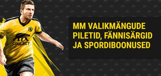 Coolbet spordiennustus - Eesti kõrgeima koefitsiendi võistlus