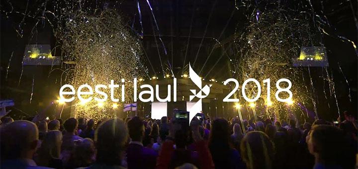Eesti Laul 2018 ennustus ja koefitsiendid