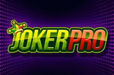 Joker Pro slot mänguautomaat - mängi tasuta