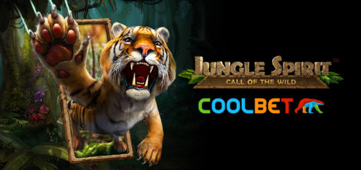 Coolbet kasiinos uus mäng Jungle Spirit - uutele liitujatele tasuta spinnid