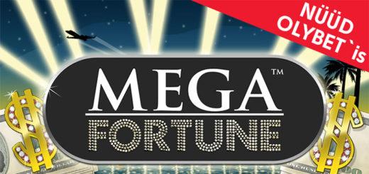 Mega Fortune Jackpot mäng nüüd OlyBet kasiinos
