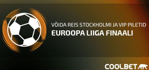 688f155afa8 Coolbet Euroopa Liiga loos: VIP reis, spordiboonused ja tasuta spinnid ·  Coolbet spordiennustus - Eesti kõrgeima koefitsiendi võistlus