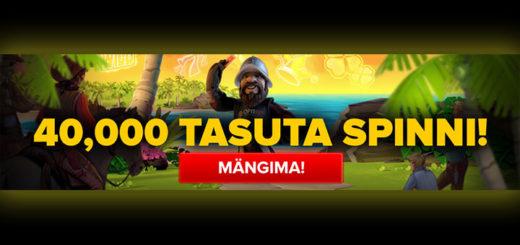 Optibet kasiino jagab ära 40 000 tasuta pärisraha võitudega VIP spinni