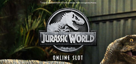 Jurassic World slotimängu avakampaania Paf kasiinos