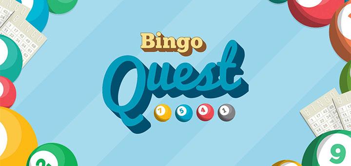 Paf Bingo Quest - bingo ülesanded ja tasuta bingopiletid