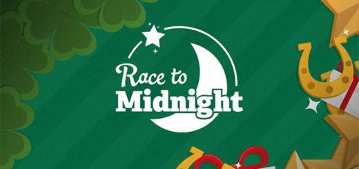 Paf kasiino Race to Midnight väljakutsed ja tasuta keerutused