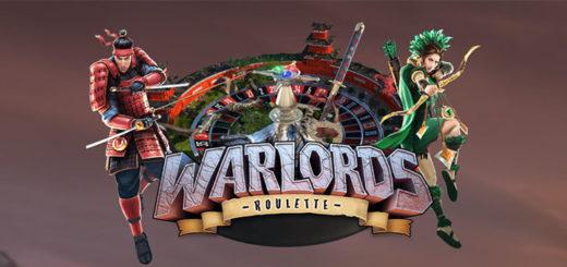 Warlords Roulette - mängi Pafis ruletti ja saad tasuta keerutused