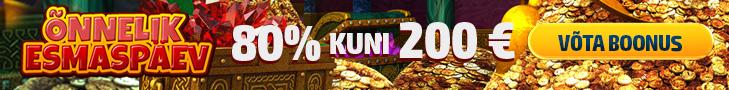 GrandX Online Casino - õnnelik esmaspäev kasiino boonus