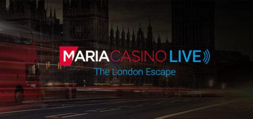 Maria Casino Live - London escape