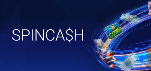 OlyBet Spincash - €5000 loos ja 2000 tasuta keerutust