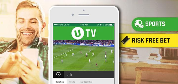 Unibet TV US Open live ülekanded ja riskivabad live-ennustused