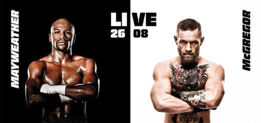 Vaata Conor McGregor vs Conor Floyd sajandi poksimatši otseülekannet TASUTA
