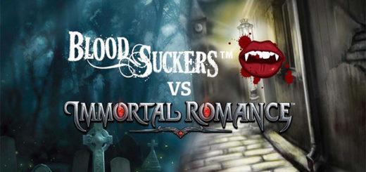 Blood Suckers vs Immortal romance tasuta keerutused Paf kasiinos