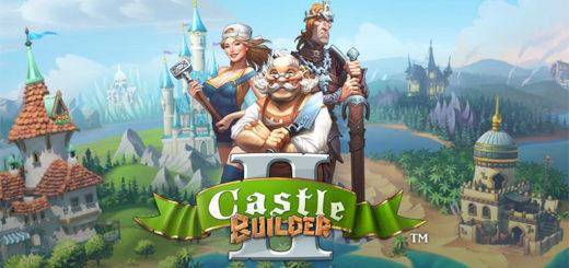 Paf Castle Builder II - ehita kuningriik, saa tasuta keerutusi ja võida reis Šotimaale