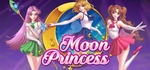Paf kasiinos Moon Princess tasuta keerutused ja rahaloos