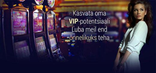 TonyBet kasiino VIP programm ja sellega kaasnevad hüved mängijale