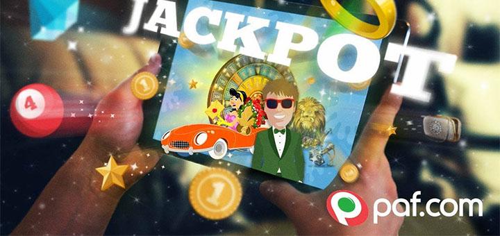 Eestlane võitis Paf Bingo mängutoas ligikaudu 232 000 eurot