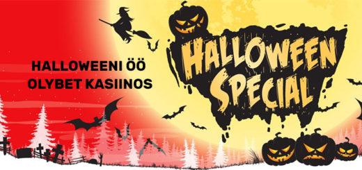 OlyBet Halloween Special - saa osa ägedatest auhindadest