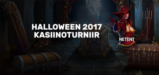 Optibet Eesti Halloween 2017 kasiinoturniir