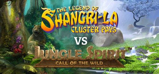 Shangri-La ja Jungle Spirit tasuta keerutused mänguportaalis Paf