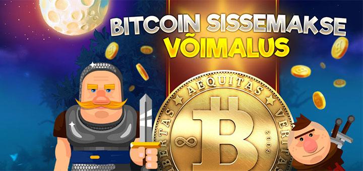 Kingswin Kasiino Bitcoin sissemakse boonus