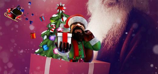 Optibeti jõulukalender - tasuta spinnid mängus Gonzo's Quest