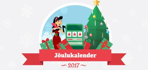 Paf jõulukalender 2017 - tasuta spinnid, sularaha, tasuta bingopiletid jpm