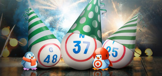 Unibet Bingo Uusaastaloos - võida 2018 eurot sularaha