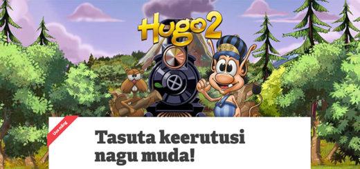Paf kasiino uues mängus Hugo 2 tasuta keerutused ja rahaloos