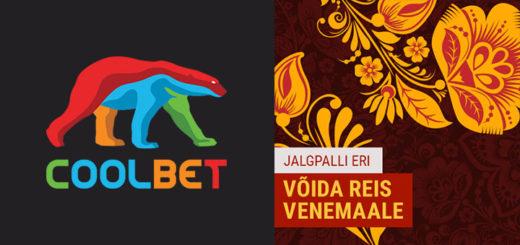 Panusta Coolbetis ja võida Jalgpalli MM 2018 reisipakett kahele