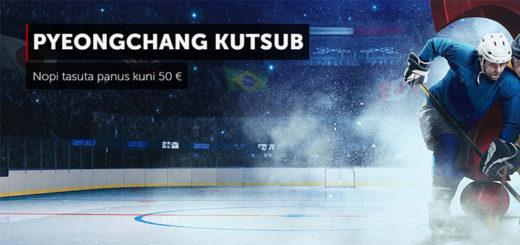 PyeongChang taliolümpiamängud 2018 - tasuta ennustus ja tasuta panus