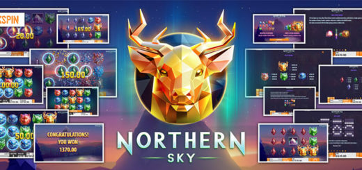 Maria Casino Northern Sky kasiinoturniir