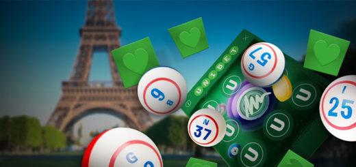 Unibet bingo kraapekaardid - võida reis Pariisi