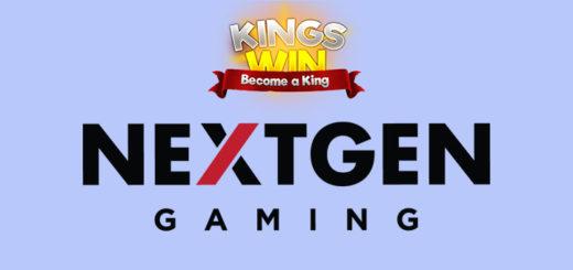 Kingswin kasiino Nextgen mängud