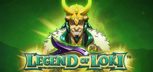 Legend of Loki esmaesitlus Optibet kasiinos koos boonusega