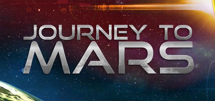 Maria Casino Journey to Mars slotiturniir