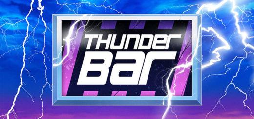 Paf Game Studio uus mäng Thunderbar + tasuta spinnid
