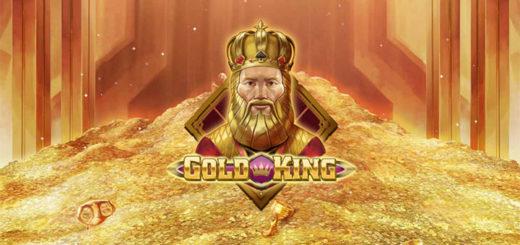 Paf Gold King tasuta spinnid ja €10 000 rahaloos